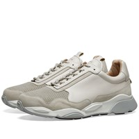 Zespa Zsp7 Canvas Sneaker White