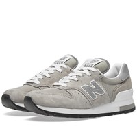 New Balance M995gr Made In England Grey
