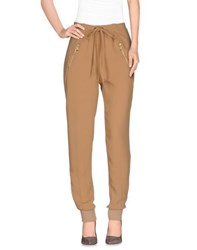 Deby Debo Trousers Casual Trousers Women Camel