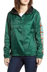 Obey New World 2 Anorak Sycamore Green