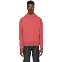 Remi Relief Red Special Finish Hoodie