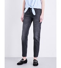 Claudie Pierlot Pampa Straight High Rise Jeans