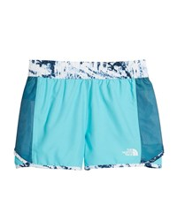 The North Face Class V Water Changing Mesh Panel Shorts Blue