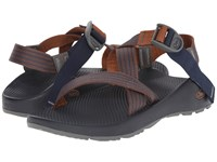 Chaco Z 1 Classic Stitch Cafe Men's Sandals Gray