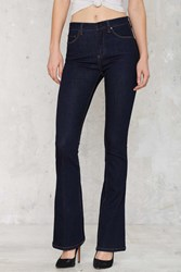 Nasty Gal Blank Nyc Lies And Alibis Flare Jeans
