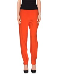 Antonio Berardi Trousers Casual Trousers Women Orange
