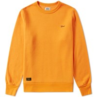 Wtaps Hellweek 01 Crew Sweat Orange