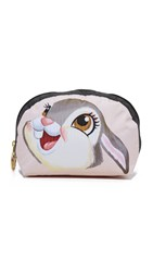 Le Sport Sac Disney X Lesportsac Medium Dome Cosmetic Pouch Thump Into Spring