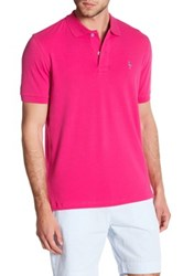 Tailorbyrd Short Sleeve Polo Red
