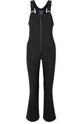 Fusalp Badia Stretch Ski Suit Black