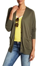 Tommy Bahama Pickford Long Sleeve Cardigan Green