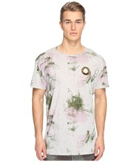 Vivienne Westwood Wine Stains T Shirt Grey Men's T Shirt Gray
