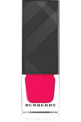 Burberry Nail Polish 414 Bright Coral Red