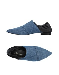 3.1 Phillip Lim Loafers Blue