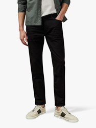 Ted Baker Sherios Tapered Fit Jeans Black