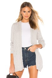 Bb Dakota Jack By Party In The Back Cardigan Gray