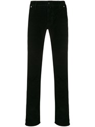 Jacob Cohen Slim Fit Trousers Black