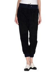 Pierre Balmain Trousers Casual Trousers Women Dark Blue