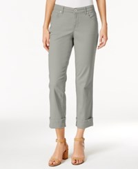 Styleandco. Style Co. Petite Curvy Fit Capri Jeans Only At Macy's Misty Harbor