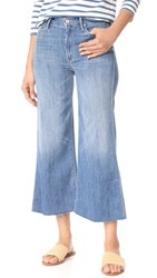 Mother The Roller Crop Jeans Lucky Strike