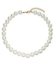 Saks Fifth Avenue 12Mm Simulated Pearl Necklace 16