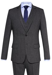 Karl Lagerfeld Suit Grey