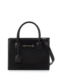 M2malleti Umany Europe S.L. Patent Mini Tote Bag Black