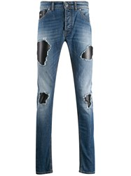 John Richmond Saladus Ripped Skinny Jeans 60