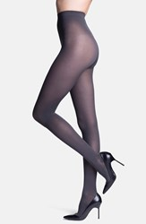 Women's Insignia By Sigvaris 'Headliner' Opaque Graduated Compression Tights Graphite