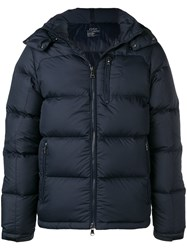 Polo Ralph Lauren Hooded Padded Jacket Blue