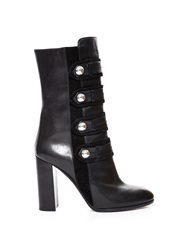 Isabel Marant Arnie Military Leather Boots