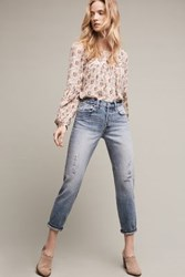 Anthropologie Levi's Wedgie Icon Jeans Light Denim