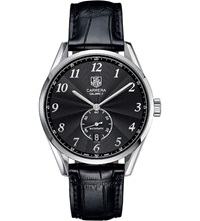 Tag Heuer Carrera Calibre 6 Heritage Automatic Watch 39Mm Steel