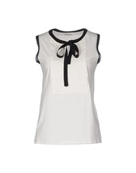 Alpha Studio Topwear Tops Women White