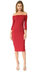 Bailey 44 Broad Reach Dress Red