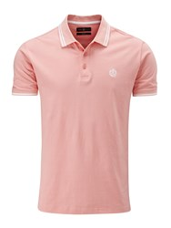 Henri Lloyd Men's Byron Regular Polo Salmon