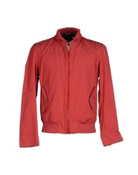 Police Coats And Jackets Jackets Men Red
