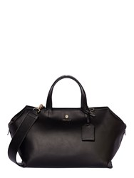 Modalu Sienna Leather Casual Grab Bag Black