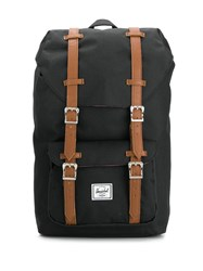 Herschel Supply Co. Little America Mid Volume Backpack Black