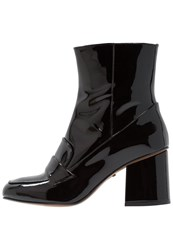 Whistles Ambrose Boots Black