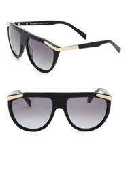 Balmain Shield Sunglasses Black