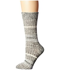 Wigwam Mingle Black Women's Crew Cut Socks Shoes