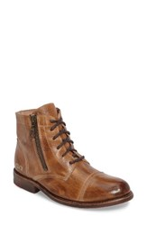 Bed Stu Women's 'Bonnie' Boot Tan Rustic Leather