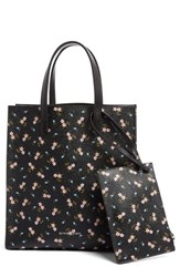 Givenchy Floral Print Tote