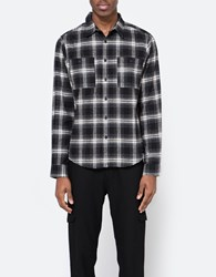 Native Youth Brant Shirt Black