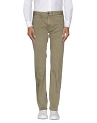 Guess Trousers Casual Trousers Men Military Green