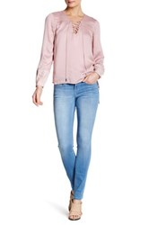 Jessica Simpson Forever Low Rise Skinny Jean Blue