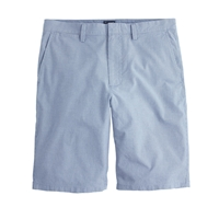 J.Crew 10.5' Club Short In Micro Houndstooth Cobalt Micro Houndstooth