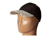 Vince Camuto Nautical Stripe Baseball Black Baseball Caps