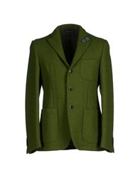 Altea Suits And Jackets Blazers Men Military Green